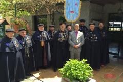 Hermanamiento con la Asociación Histórica de la Guardia Civil, 6 de mayo de 2015